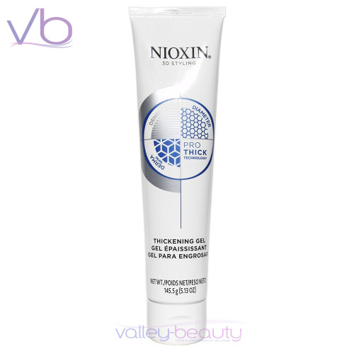 Nioxin Thickening Gel With Pro-Thick | Alcohol Free