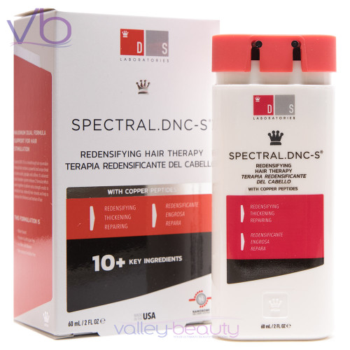 Ds Laboratories Spectral DNC-S, Most Advanced Natural Treatment for Men And Women Thinning Hair