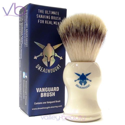 Dreadnought Synthetic Bristle Shaving Brush