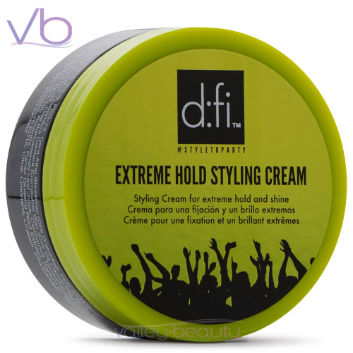 American Crew D:fi Extreme Hold Styling Cream | High Hold with Brilliant Shine