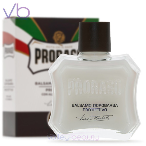 Proraso Balsamo Dopobarba Protettivo | Protective Aftershave with Aloe and Vitamin E