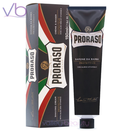 Proraso Sapone Da Barba Protettivo  | Protective Shaving Cream with Aloe and Vitamin E