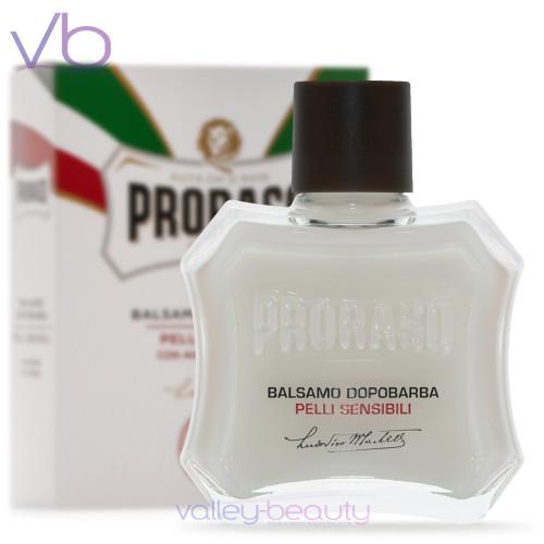 Proraso Balsamo Dopobarba Pelli Sensibili  | Aftershave for Sensitive Skin with Green Tea