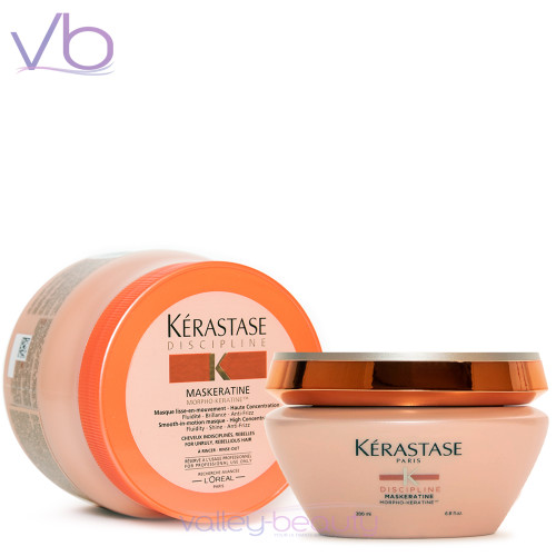 Kerastase Maskeratine | Anti-Frizz Smooth-in Motion Masque
