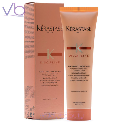 Kerastase Discipline Keratine Thermique | Blow-Dry Care For Unruly Hair
