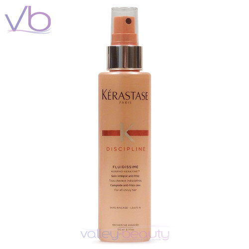 Kerastase Discipline Fluidissime | Heat Protection Shine Spray