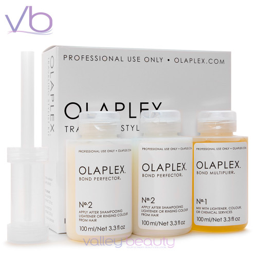 Olaplex Travelling Stylist Kit | No.1 and No.2