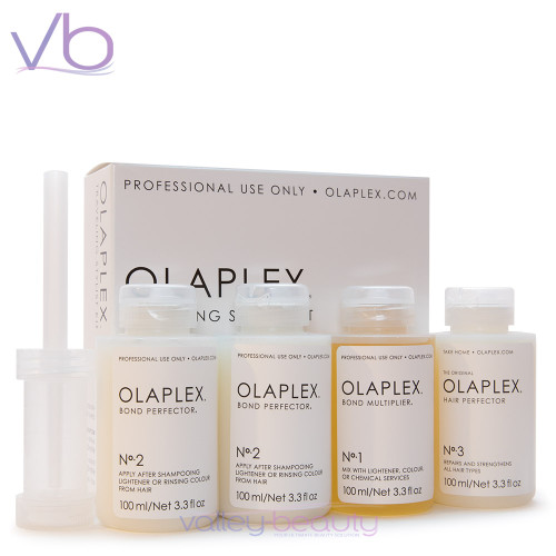 Olaplex Travelling Stylist Kit | No.1, No.2, No.3