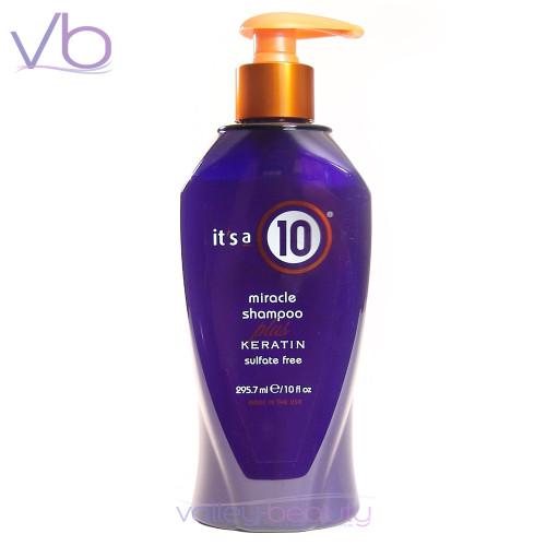 Miracle Shampoo Plus Keratin