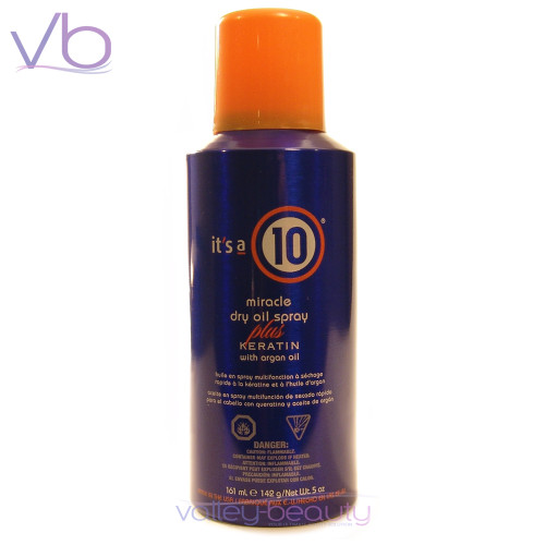 Miracle Dry Oil Spray Plus Keratin
