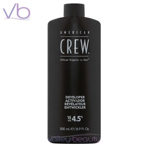 American Crew Developer For Gray Hair Color Blending