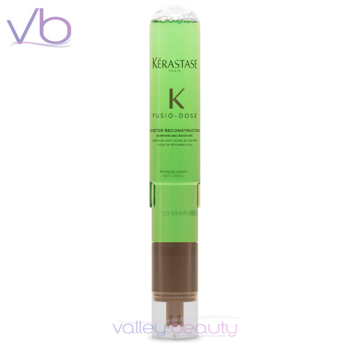 Kerastase Fusio Dose Booster Reconstruction | For Damaged, Over-Processed Hair