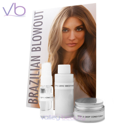 Brazilian Blowout Zero Smoothing Regimen