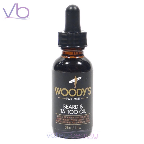 Woody's Natural Oil Blend For Hair and Skin