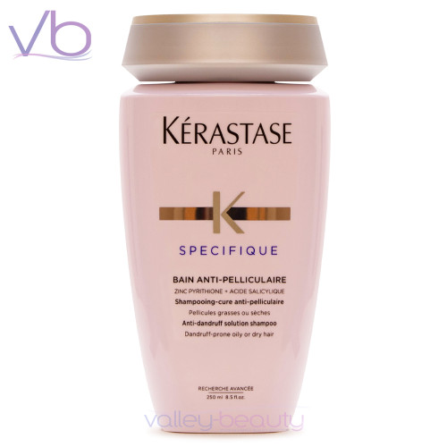 Kerastase Bain Anti-Pelliculaire | Anti-Dandruff Shampoo For Oily or Dry Hair