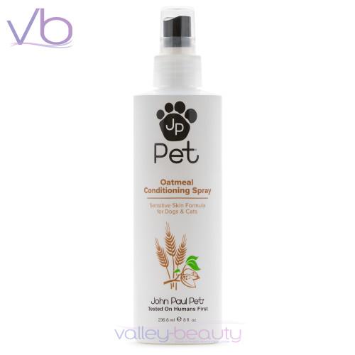 John Paul Pet Oatmeal Conditioning Spray | Sensitive Skin Formula