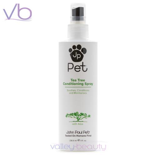 John Paul Pet Tea Tree Conditioning Spray | Heals Irritated Skin
