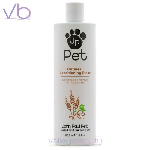 John Paul Pet Oatmeal Conditioning Rinse | Moisturizing Treatment for Pets