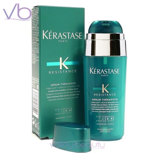 Kerastase Resistance Serum Therapiste, Dual Treatment Fiber Quality Care