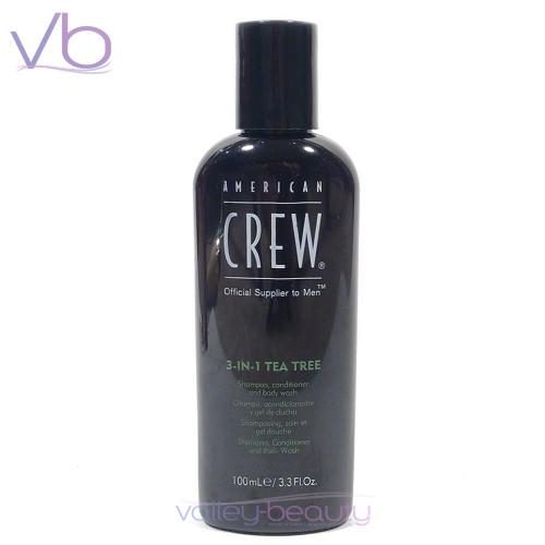 American Crew Tea Tree 3-in-1