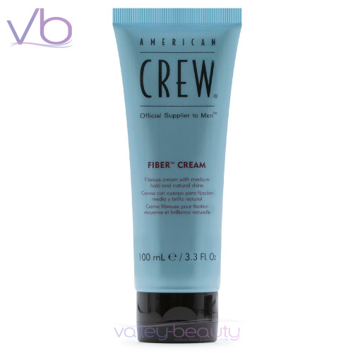 American Crew Fiber Cream | Medium Hold and Natural Shine
