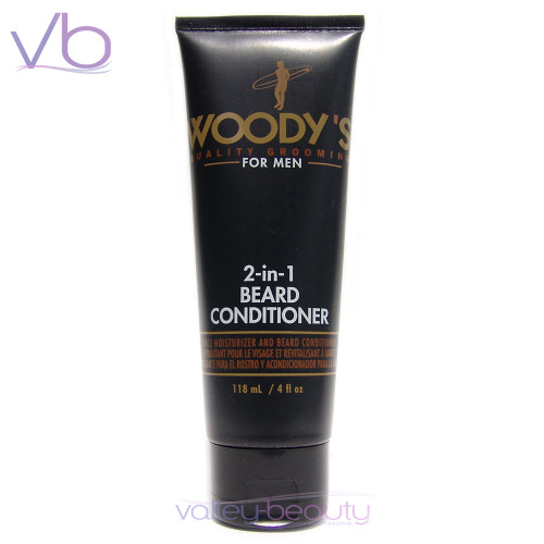 Woody's Face Moisturizer and Beard Conditioner