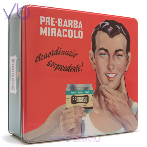 Proraso Vintage Gino Shaving Set