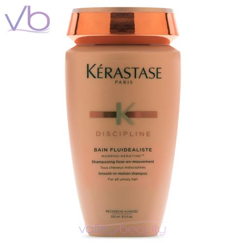 Kerastase Discipline Bain Fluidealiste | Smoothing Shampoo For Frizzy Hair