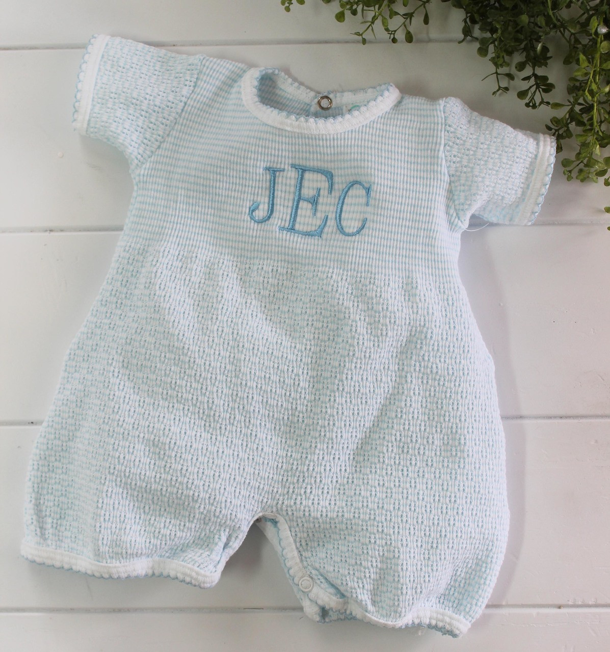 Layette Jumpsuit Newborn Onesies Baby Girls Boys Infant Clothes Footed Pajamas