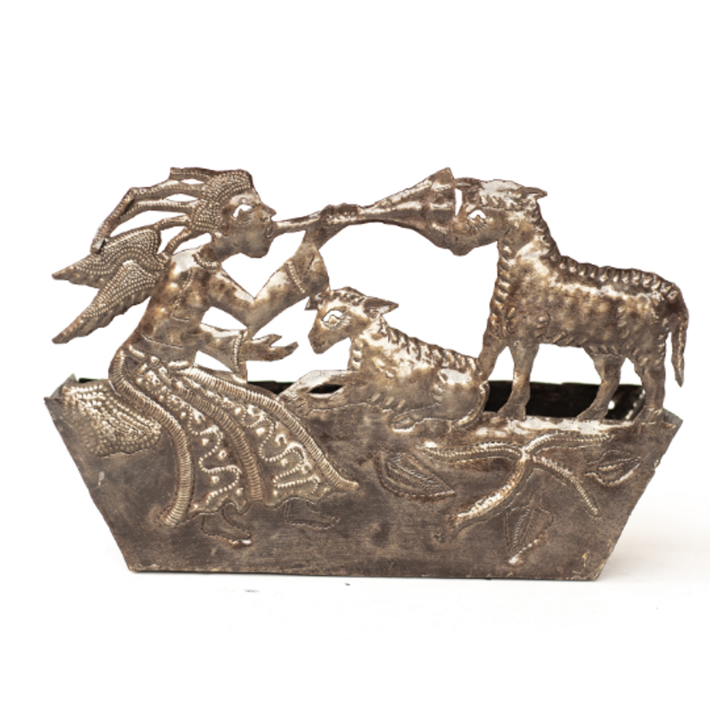 Letter Holder, Angels, Angelic, Animals, Goats