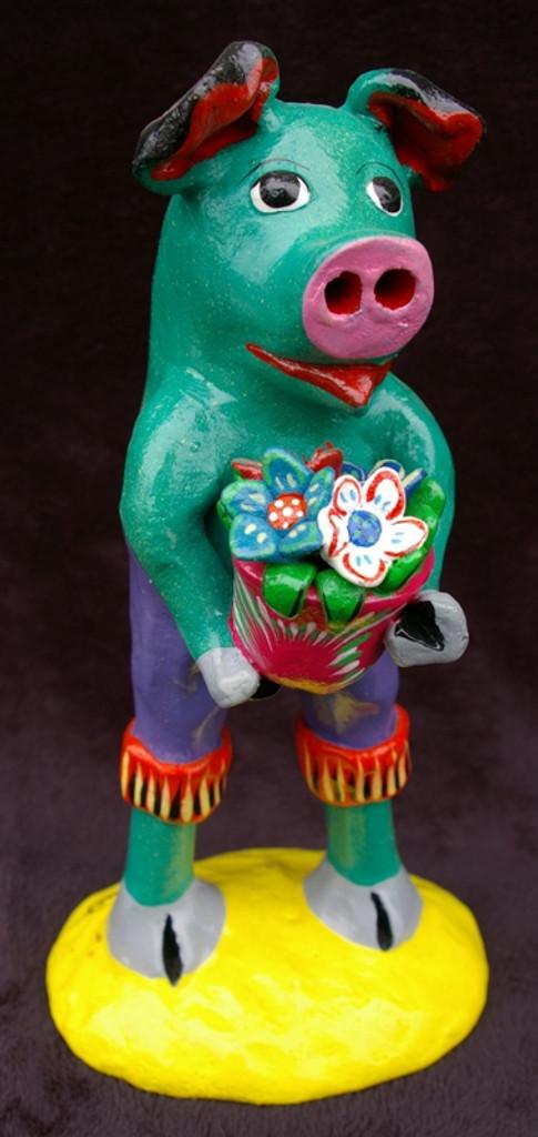 Ortega Pig