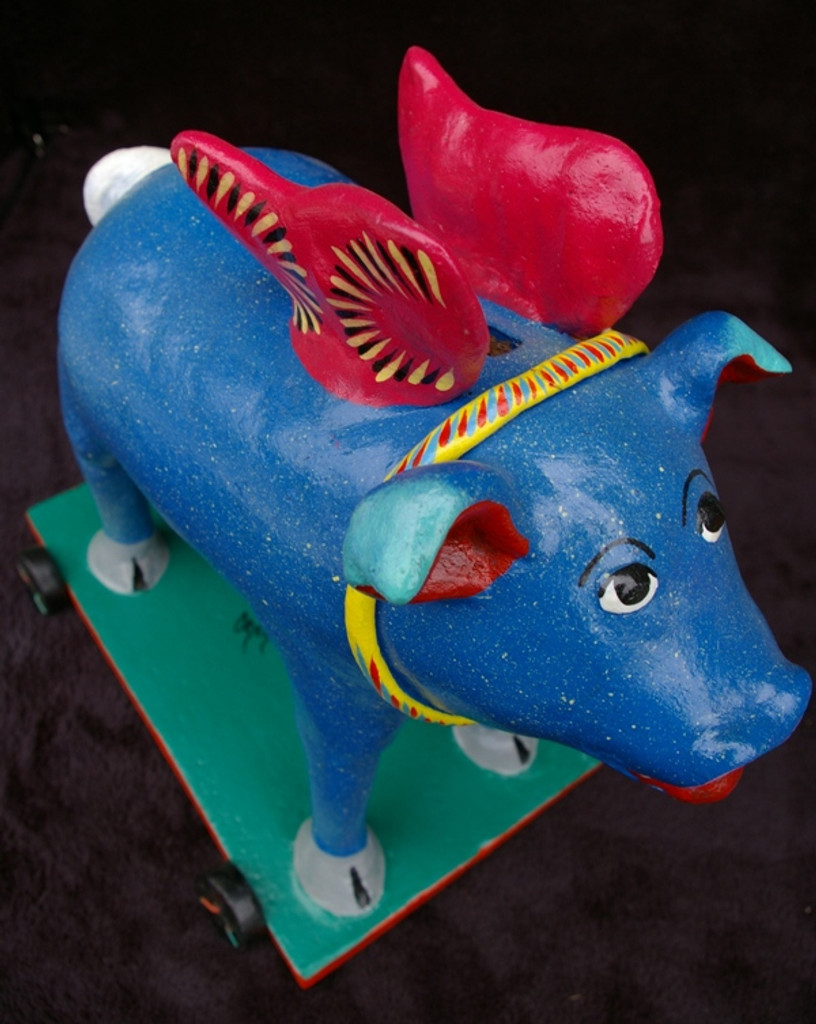 Ortega Pig Bank