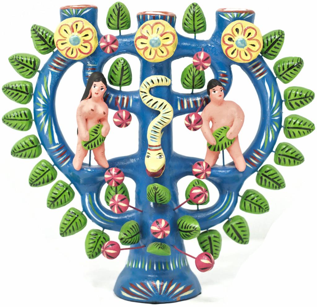 Adam and Eve Tree of Life, Tonola Mexico
