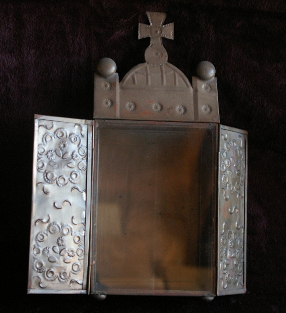 TIn Nicho , Portable alter , picture frame, Mexico