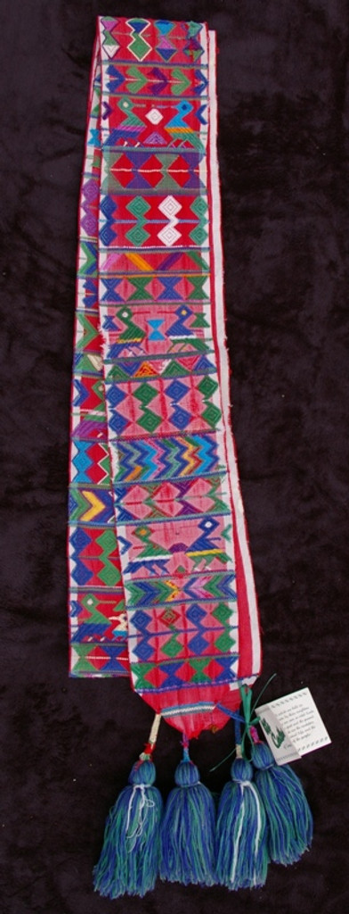 Aguacatan Belt 3