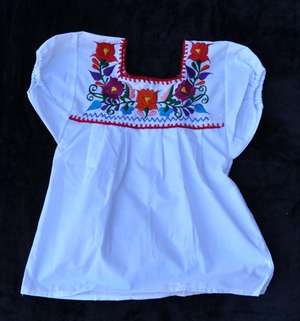 Oaxacan Child's Blouse