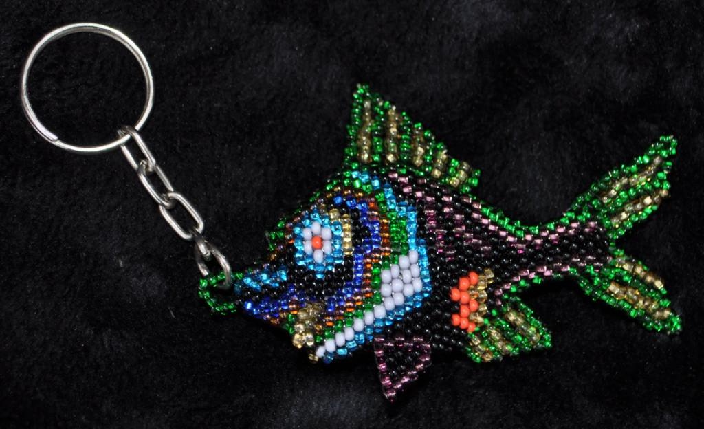 Beaded Fish 1