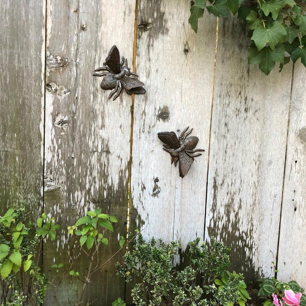Fair Trade, Haiti Metal Art Bee Bee's Garden Art Beyond Borders Its Cactus