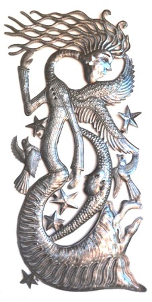 Haitian Metal Angel Veve