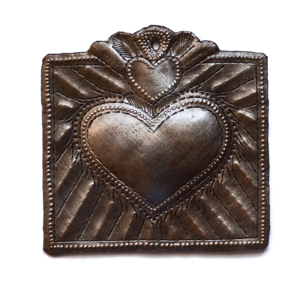 Square Metal Art
