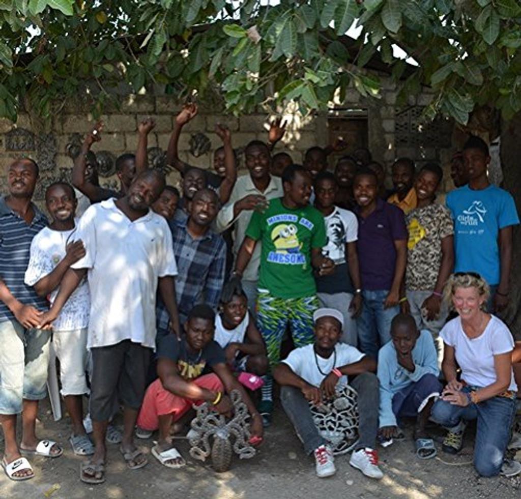 Haitian Artist, Fair Trade,