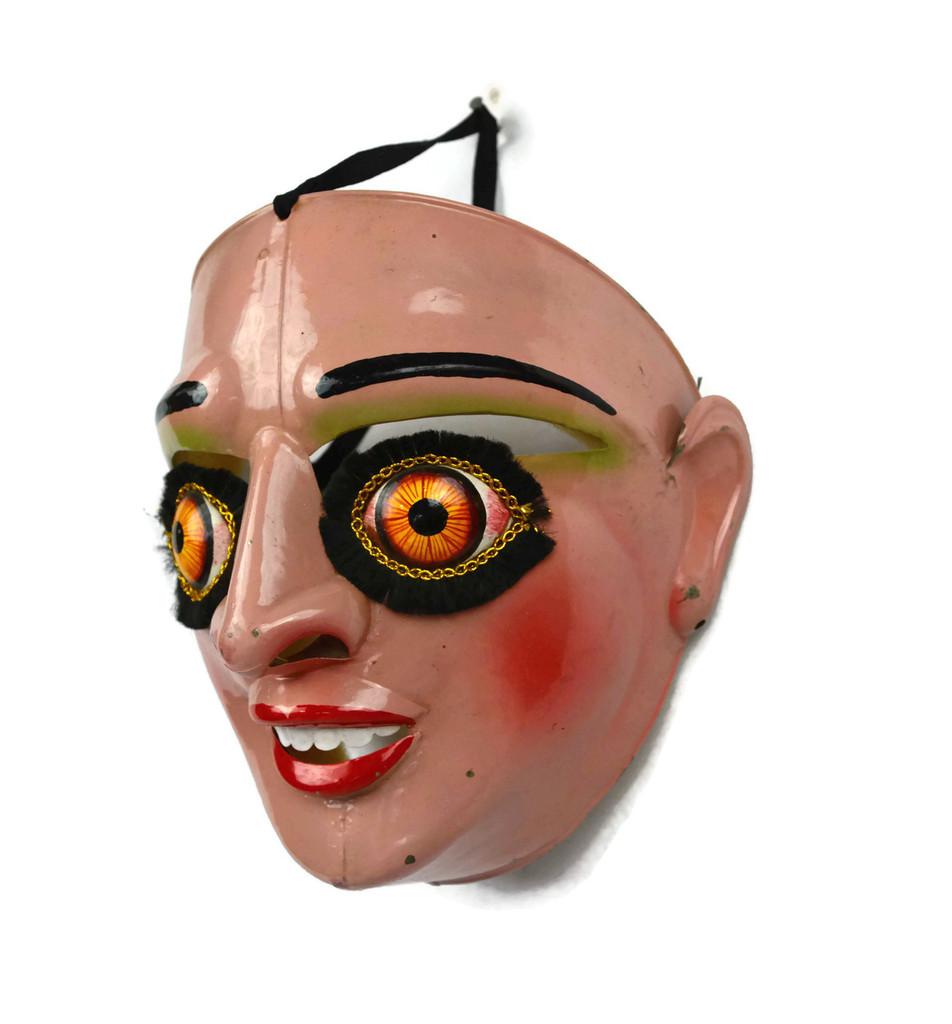 Bolivian Dance  Mask
