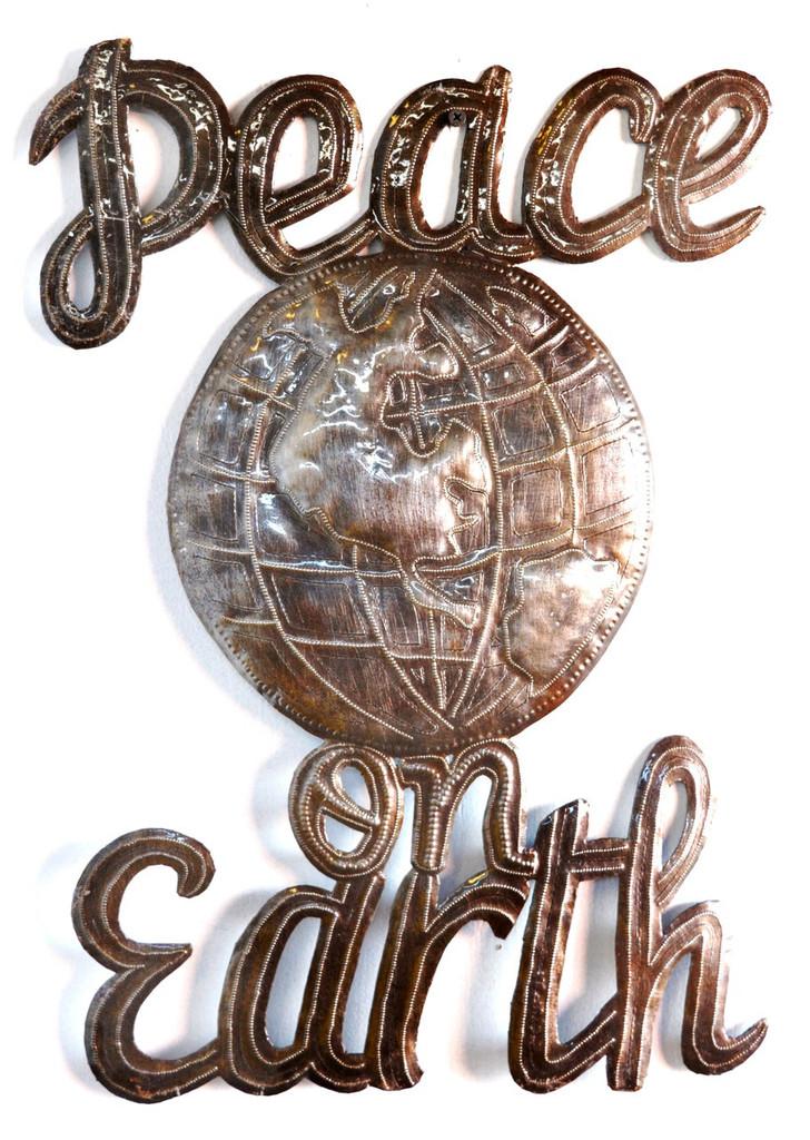 World Peace Decor