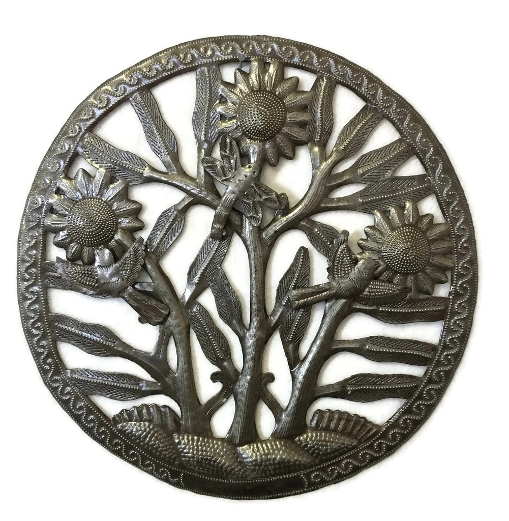 Garden Metal Decor