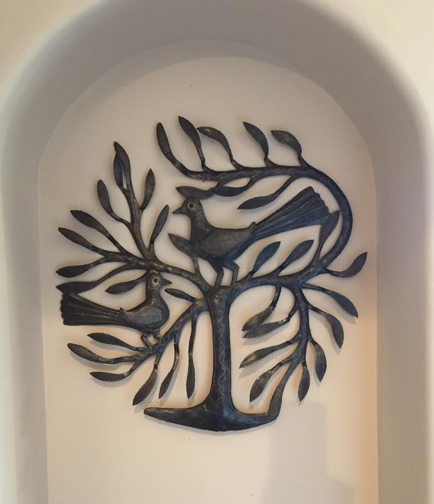 TREE OF LIFE BY JULIO BALAN HAITIAN METAL