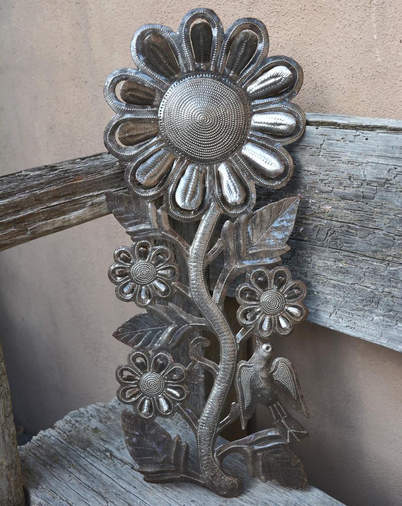 Metal Art sunlfower