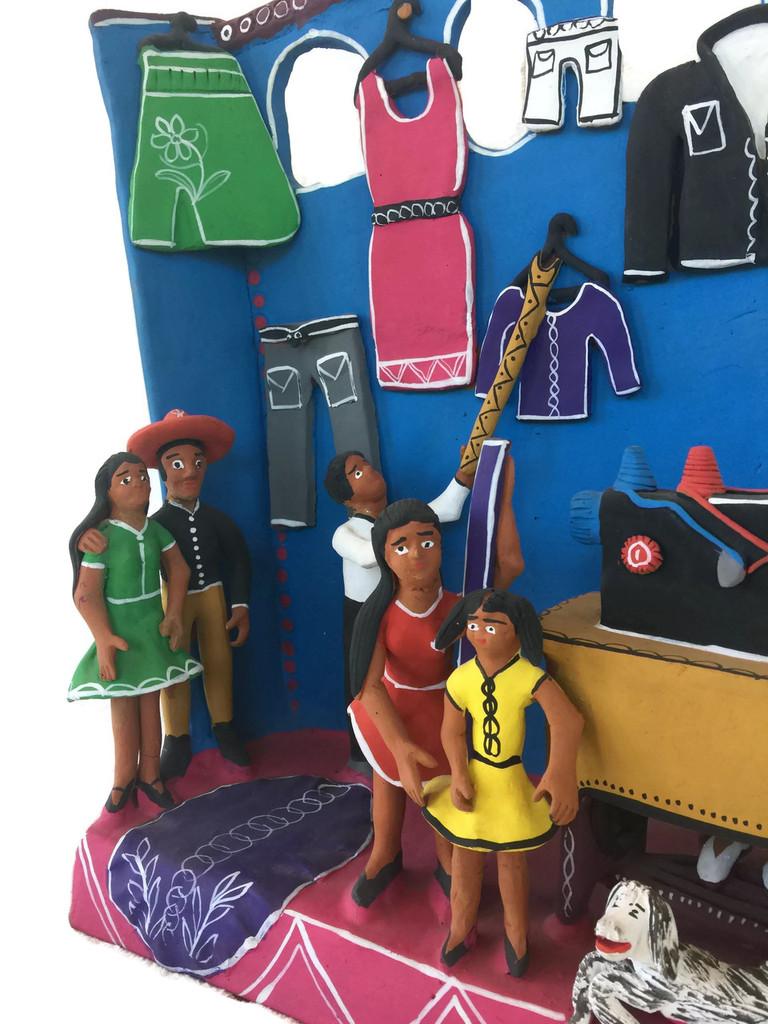 Ocumicho Mexican Ceramics