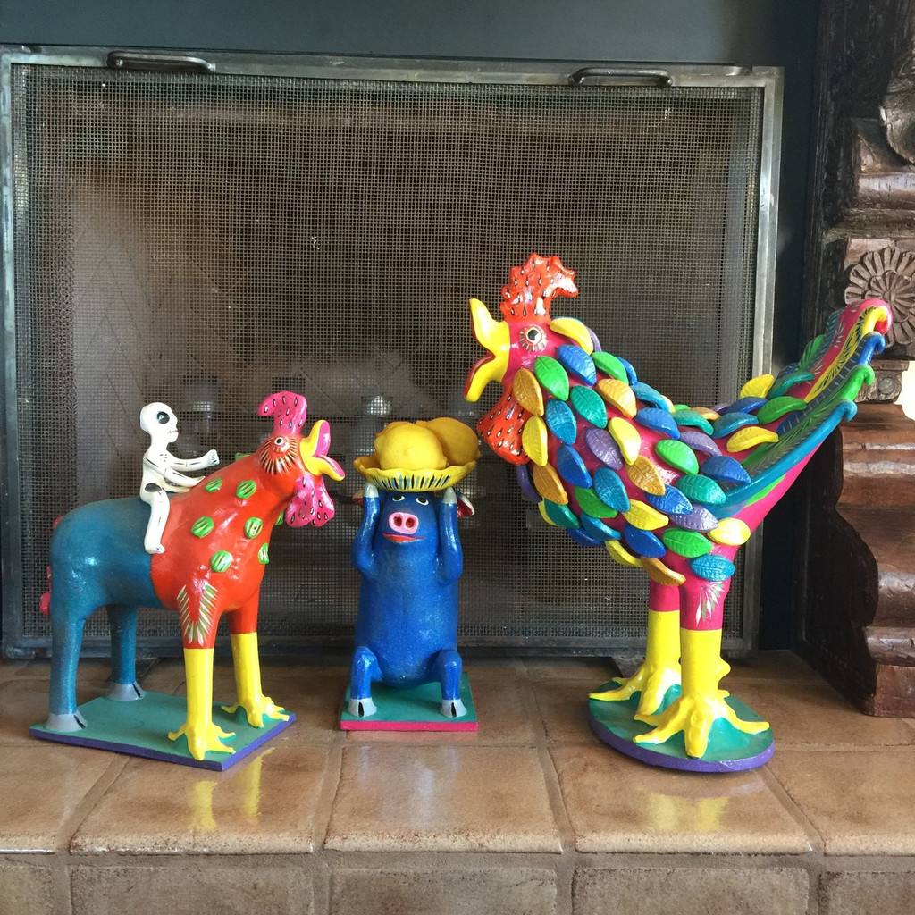 One of a Kind Mexican Folk Art