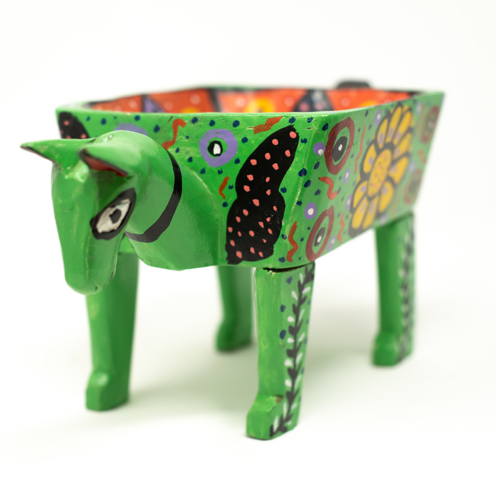 Wooden, Wood, Woodwork, Carved, Hand-Carved, Hand-Painted, Recycle, Sustainable, Eco-Friendly