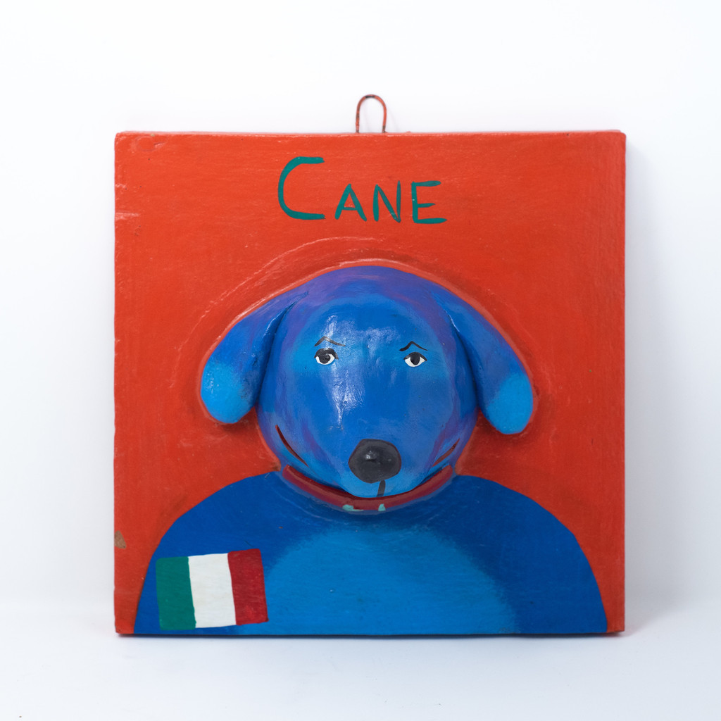 Italy, Dog, Perro, Cane, Loyal Companion, Furry Friend, Paws, One-of-a-Kind, Limited Edition, Sustainable, Eco-Friendly, Recycle, Recyclable